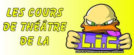 logo LIC théâtre