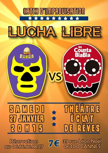 2018-01-27 Lucha Libre LIC vs Counta BlaBla 600