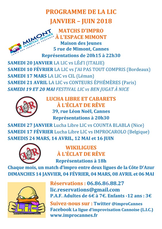 LIC Flyer janvier 2018 V32 orange 800