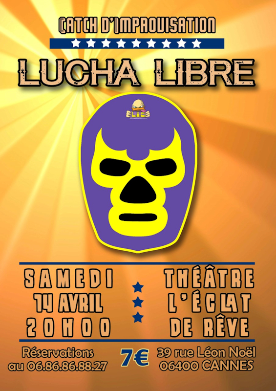 2018-04-14 Lucha Libre LIC 2e version web