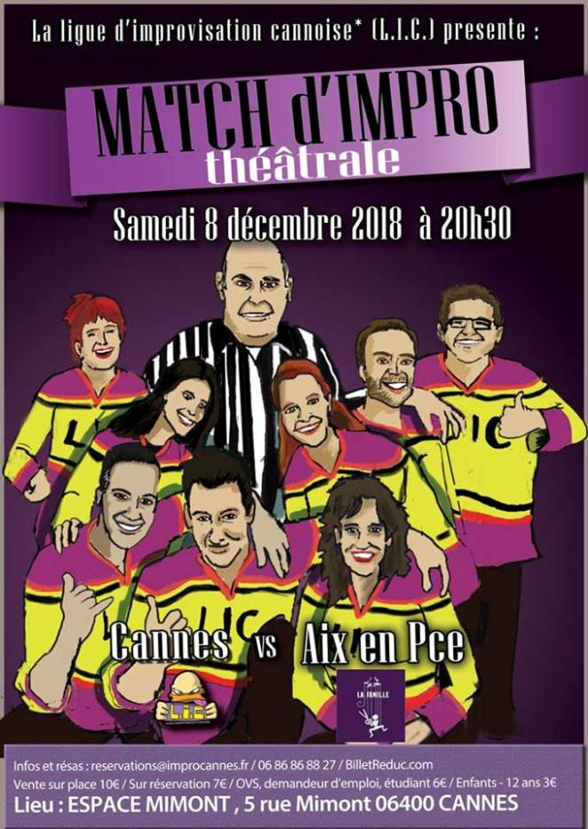 2018-12-08 LIC vs La Famille Affiche Web